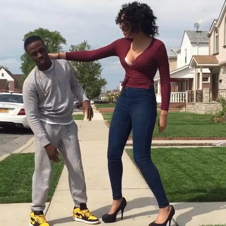 Dating a taller girl reddit