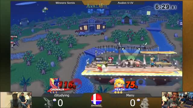 Check out this Nasty Edgeguard by Meru! (Peach)