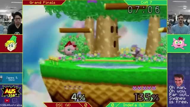 Link bomb shield break on Puff