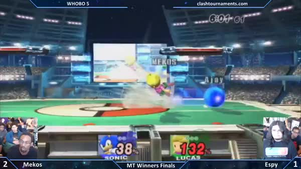 High level Sonic play