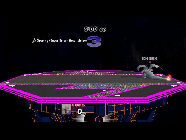 When the AI forgets how to Smash Bros
