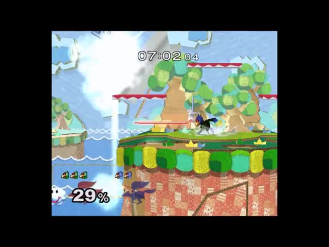 Tricky Falco 0-death I got on Yoshis