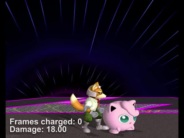 Mechanics of Charging Smash Attacks (gif + discussion)
