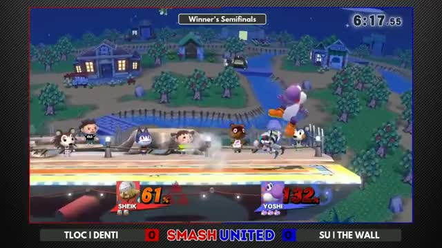 Tournament kill setups from SU | The Wall (Yoshi)