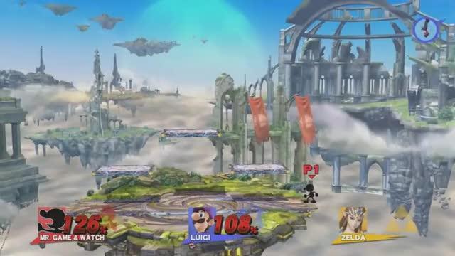 Edgeguarding Luigi 101