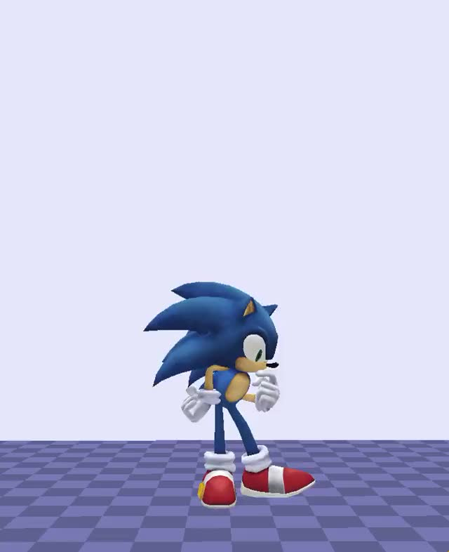 Sonic Generations S Rank Victory Animation for you wonderful people!