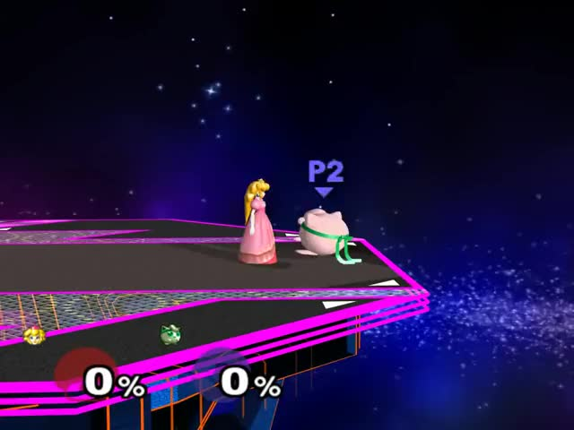 Phantom Hit N-airs Rest Punish (TAS)