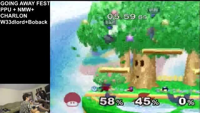 PewPewU Kirby Disrespect