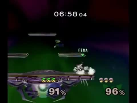 [Falcon] The Knee of Justice Collides With An Offstage Misfire