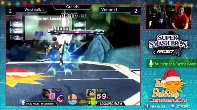 Westballz slaying Venom