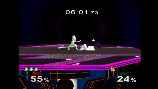 Japanese Mewtwo Zoma gets a nice punish