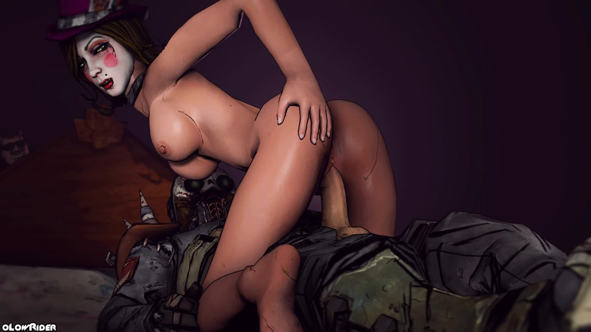 Borderlands sex animation sex scene