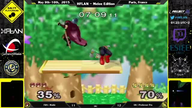 And they said dreamland was bad for marth