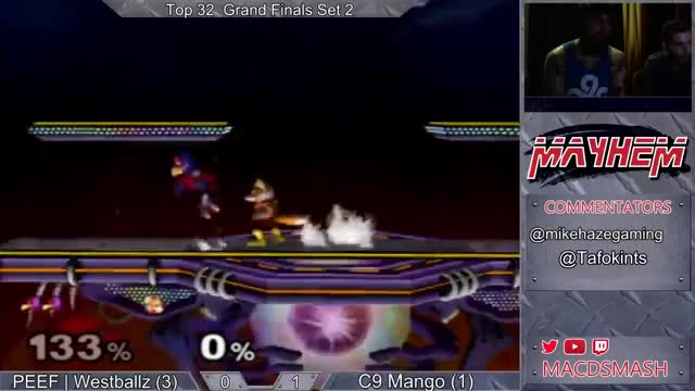 Westballz converts a shine-out-of-shield into a 0-to-death on Mango.