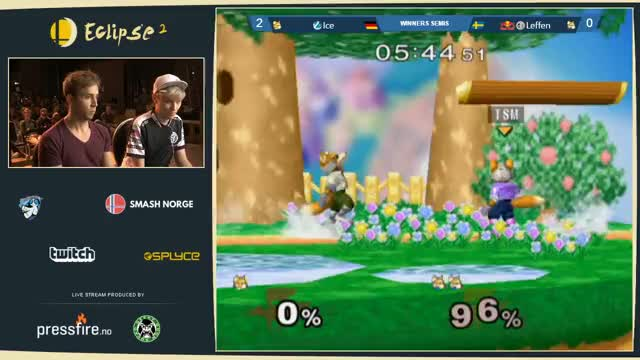 Leffen with the squeaky clean 0 to death