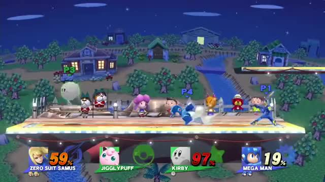 Smash 4 team combos are cool.