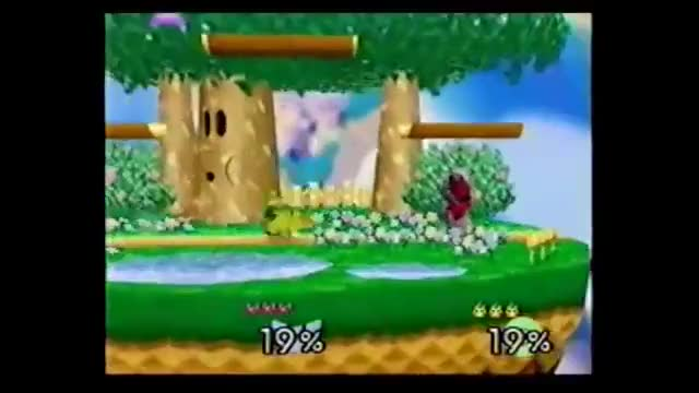 Over in SSB64, we don't need wall techs