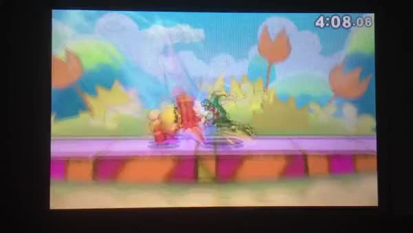Abuse the Fire Hydrant (x-post from /r/smashbros)