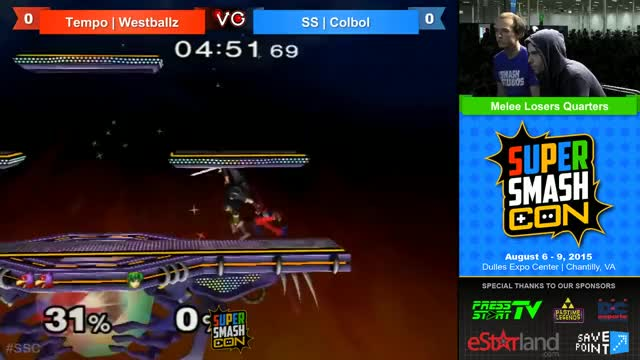 Colbol has a pretty cool Marth. (100% string on Westballz at SSC)