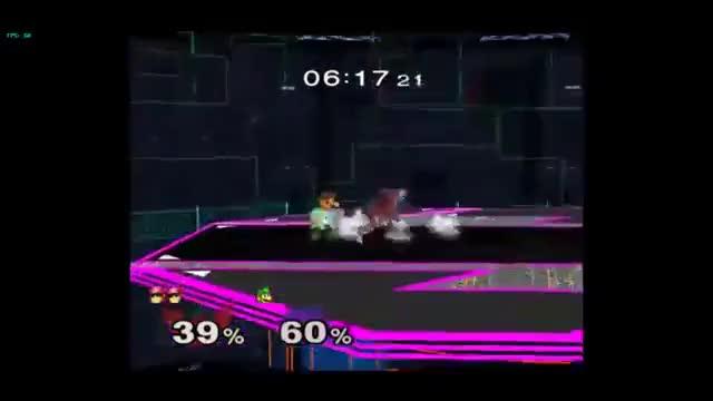 The moment I quit smash