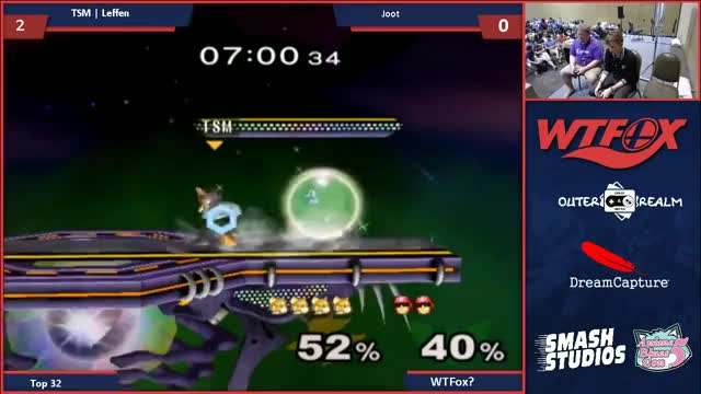 Joot scores a sexy af combo vs Leffen