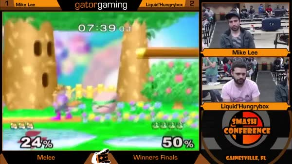 Yo, Gator Gaming here. Just want to say a few words about our Smash scene…