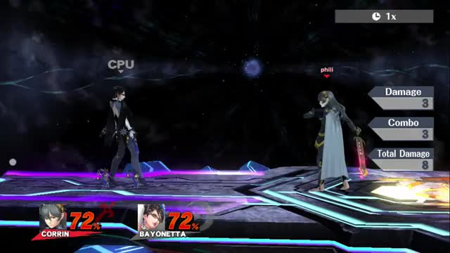 Someone posted this Corrin kill confirm on smashboards