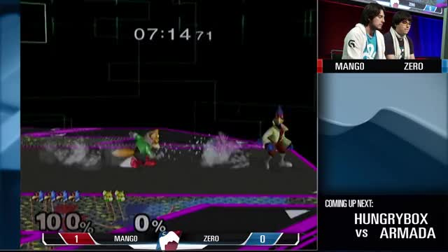 Mango's ZeRo-to-death from a shine OoS