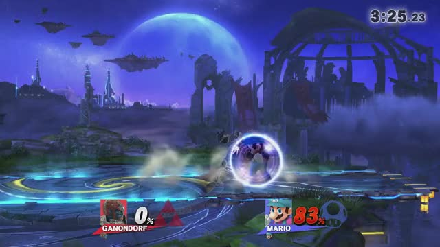 Mario stop, please! (Ganondorf content inside)