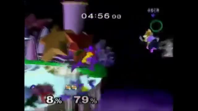 [Samus] Duck knows what he can get away with.