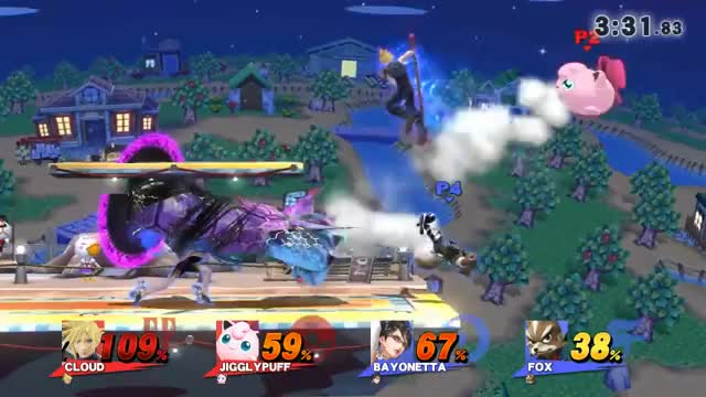 Clutch 2v1 Jiggs Play in doubles