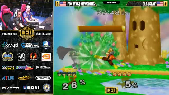 Marf is too fat ft. Mew2king