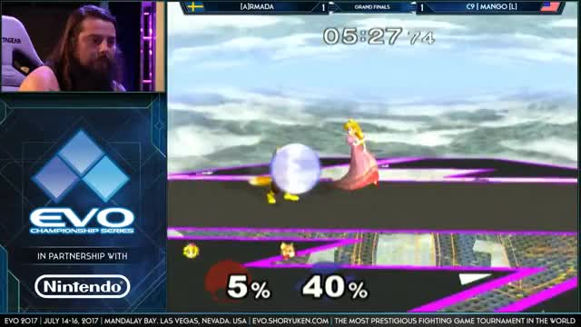 Mang0's incredible SDI to recover