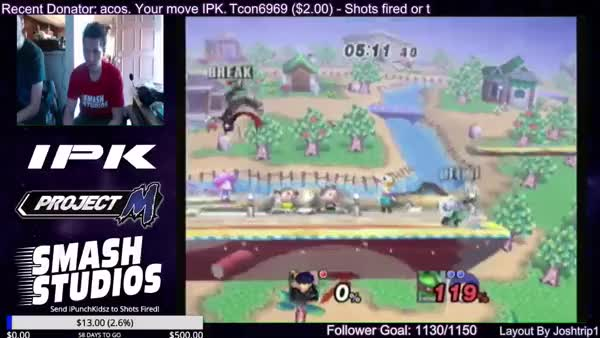 iPunchKidsz with a wild 0 to death