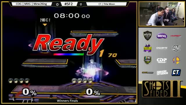 M2K leaves The Moon a very generous tip
