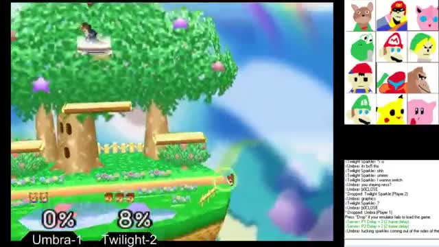 Ruthless Mario Combo by Twilight