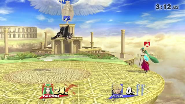 Quick 0-to-Death with Palutena