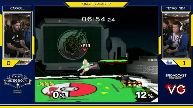 Stage hazards make the best custom combos