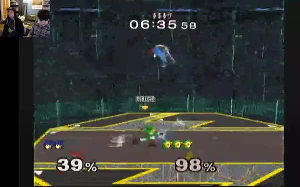 20XX Hookshot Boomerang Fusion Glitch [GIF]