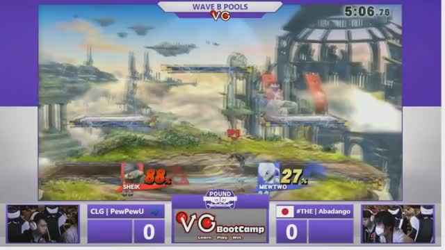 Abadango unleashes a terrifying Mewtwo kill confirm