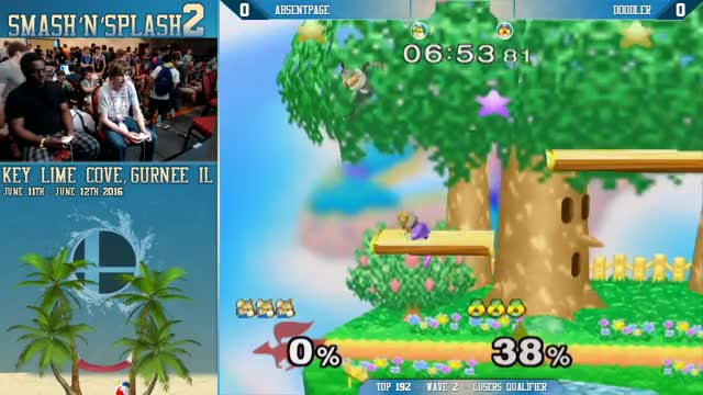 AbsentPage with a creative punish on Sheik's recovery