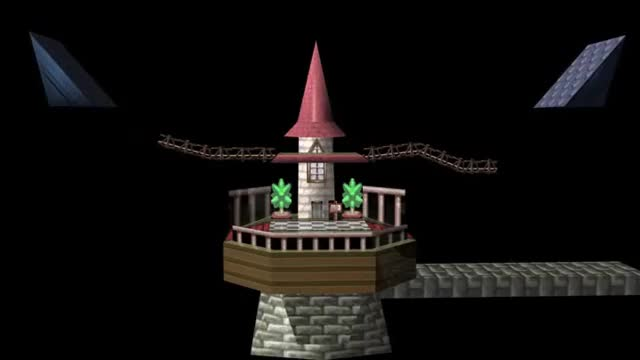 Peach's Castle HD: Timelapse of construction. (Description in comments)