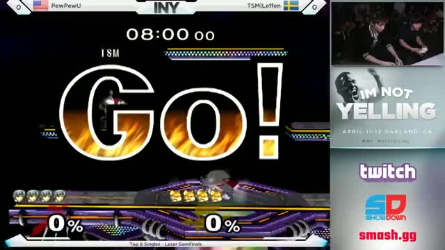PPU off to a quick start vs Leffen