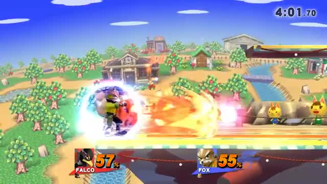 How to go offstage with Falco