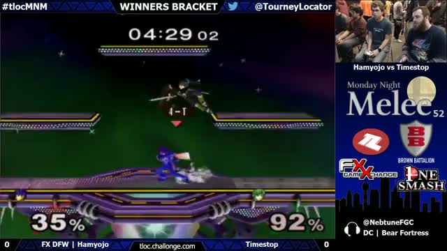 The Only Time Roy's Melee Dair Has Been Useful To Me…