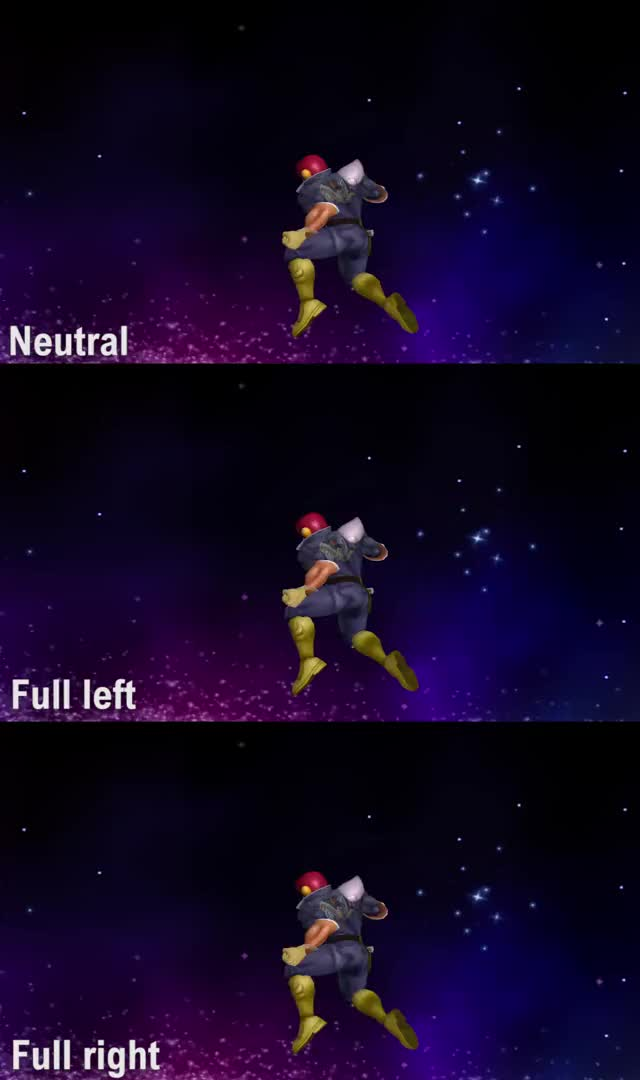 TIL you can move during the startup of Falcon's up-B