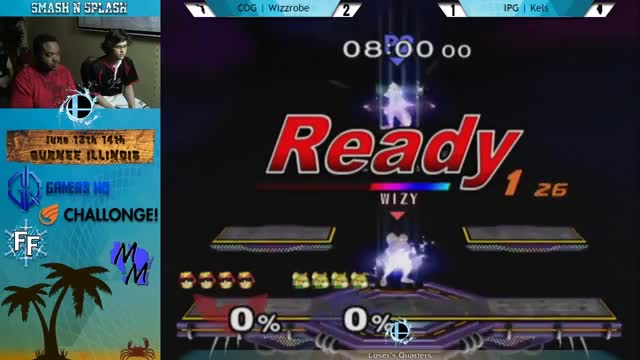 In the year 20GX falcon wastes no time