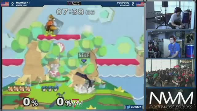SFAT with the best DI the world has ever seen