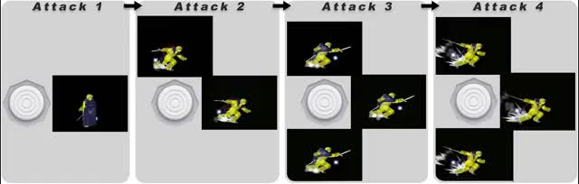 Marth Side-B Attack Options (explanation in comments)