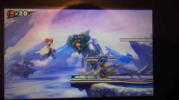 I just got 25 KOs on Cruel Smash, here's how (it's pretty jammy)